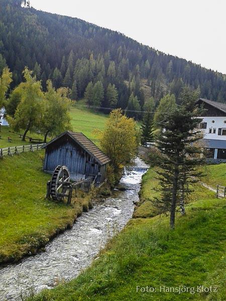 Die Obernberg Mühle