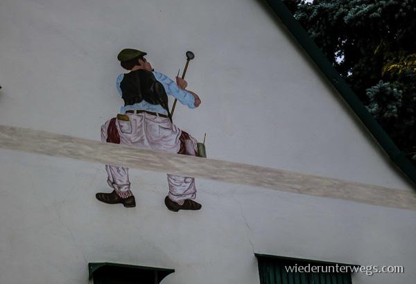 Foto Hauswand Mailberg