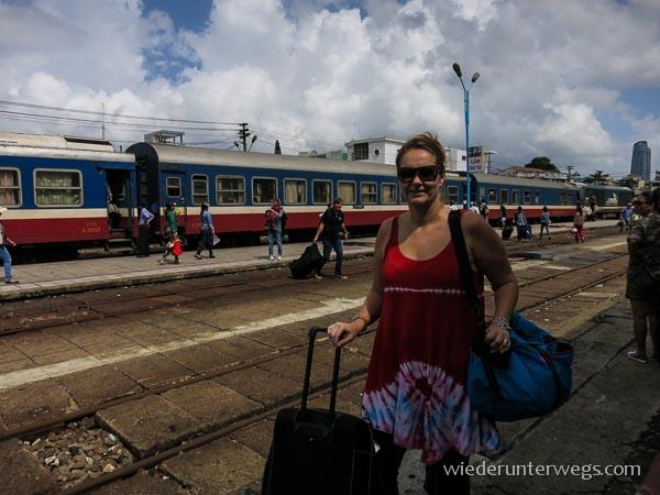 Vietnam Storify #2: Nachtzugfahren und Wassertreten in HUE. - Wiederunterwegs.com