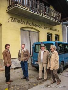 Der letzte gemeinsame Ausflug nach Mailberg