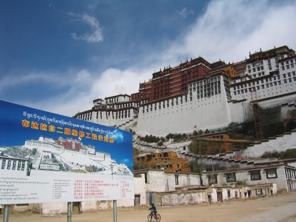 tibet reise erfahrungen potala