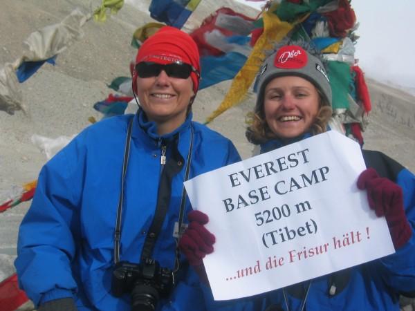 tibet reise erfahrungen basecamp everest