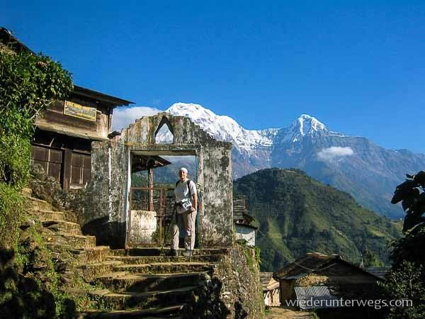 trekking nepal reiseerfahrung