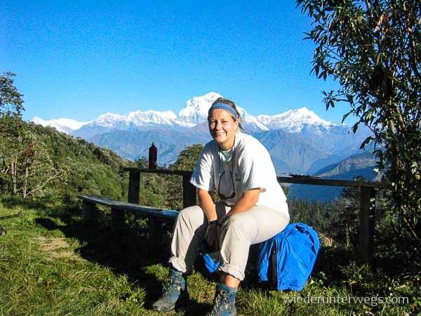Nepal Reiseerfahrung annapurna
