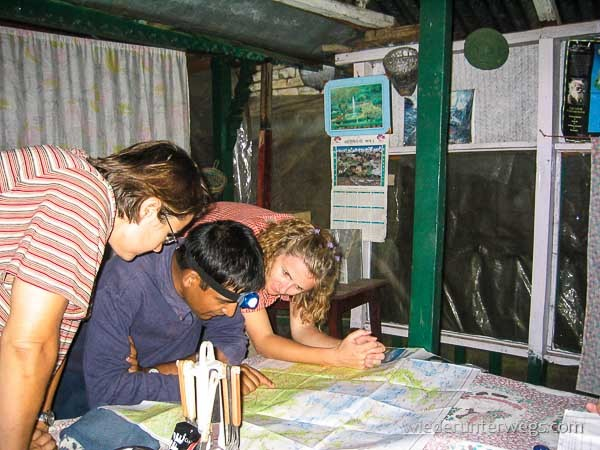 Trekking Annapurna Planen Reiseerfahrung