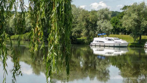 Mit Dem Hausboot Unterwegs   Bericht (16 Von 57)