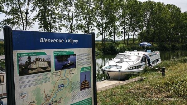 Mit dem Hausboot Frankreich unterwegs - Bericht (31 von 57)