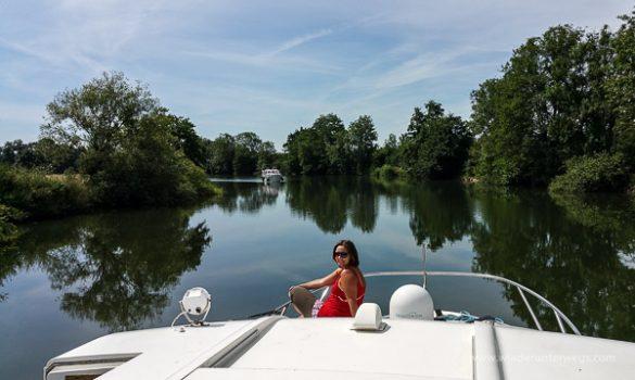 Mit Dem Hausboot Unterwegs   Bericht (34 Von 57)