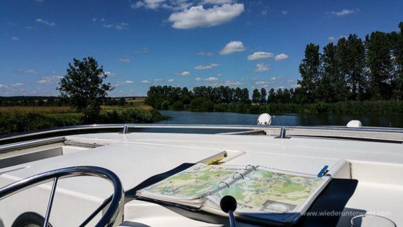Mit Dem Hausboot Unterwegs   Bericht (55 Von 57)