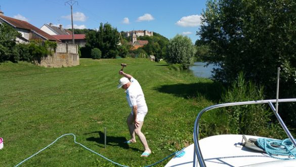 Mit Dem Hausboot Unterwegs   Bericht (6 Von 57)
