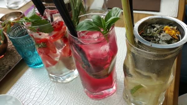 krems kunsthalle soda drinks kulinarik
