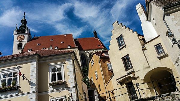 Führung Krems mit Kindern Stadt