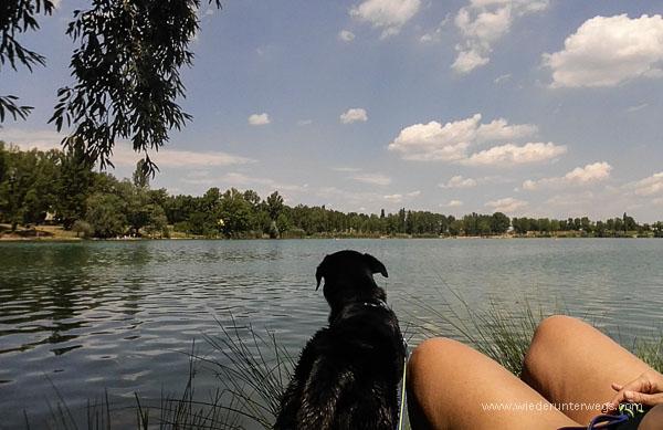 Baden am Teich Hirschstetten