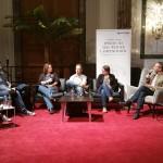 Bei der Lesung am Wiener Reisesalon 2015