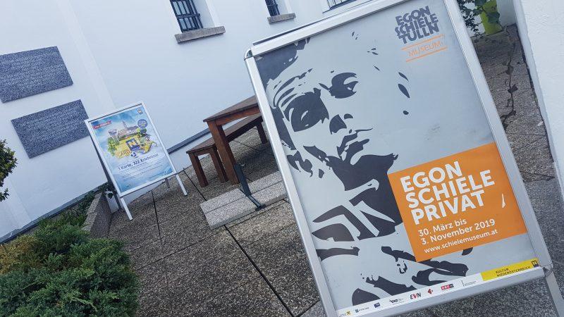 Tulln Egon Schiele Museum Donaulände