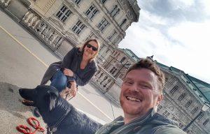 Angelika Mandler und Andreas Mandler sind wiederunterwegs REiseblog