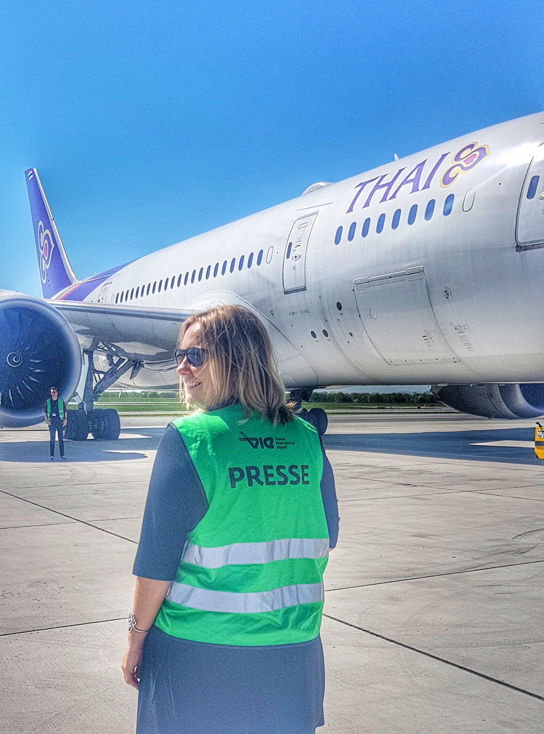 Presse Flughafen Wien