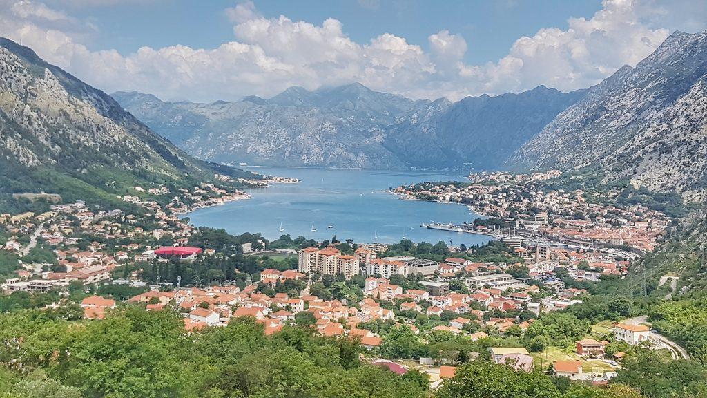 Urlaub Montenegro: Die Bucht von Kotor