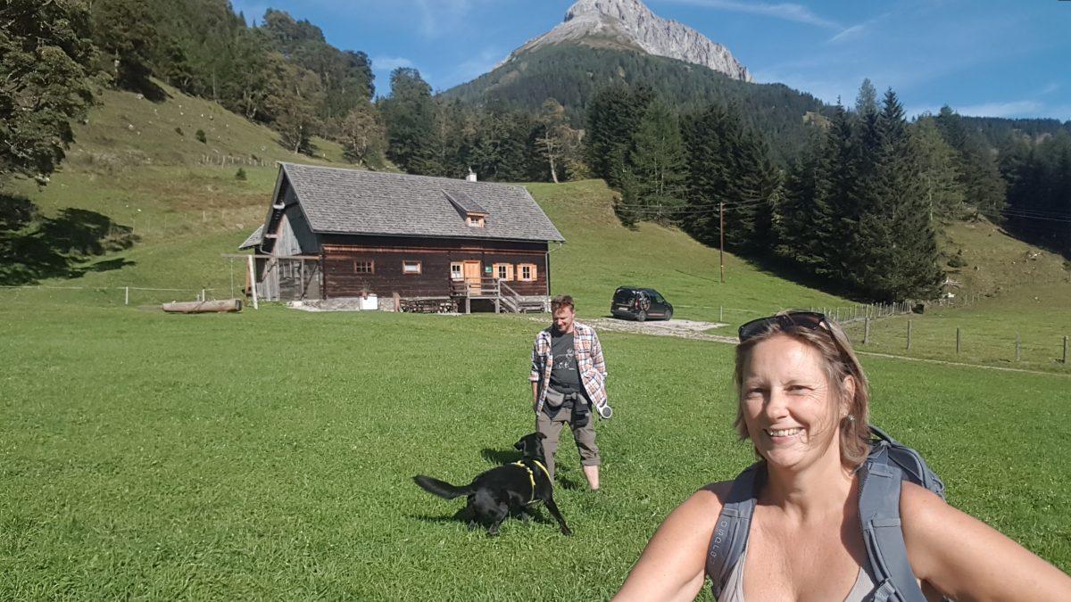 Hauserlhütte Urlaub auf dem Bauernhof
