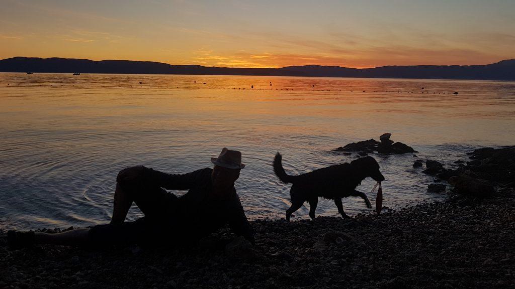 Camping Njivice Sunset