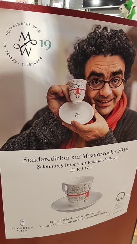 Merchandising Mozart Salzburg