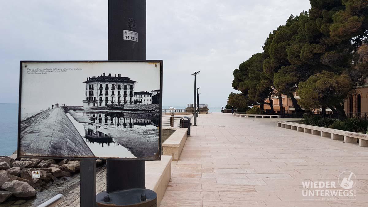 Promenade Grado Tipps