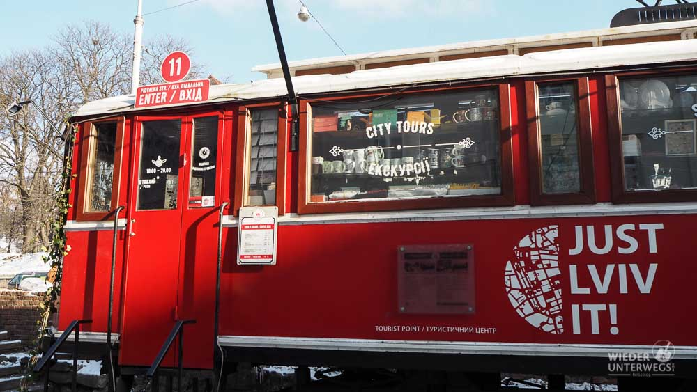 Lemberg Lviv Straßenbahn Info