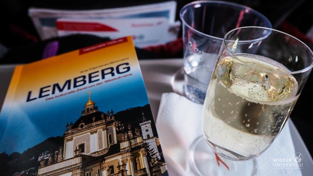 Lemberg Flug