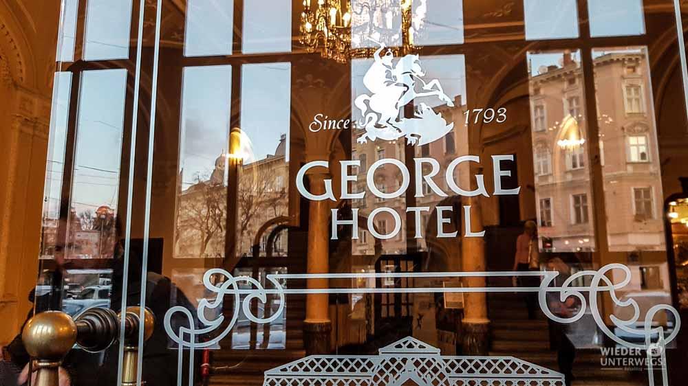 Hotel George Lemberg