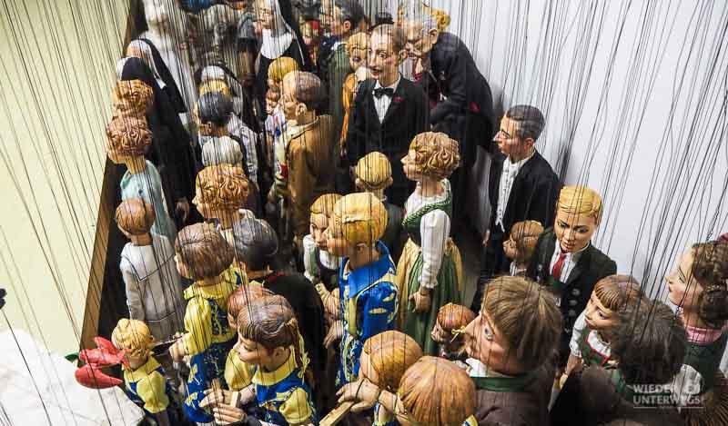 Marionetten Salzburg