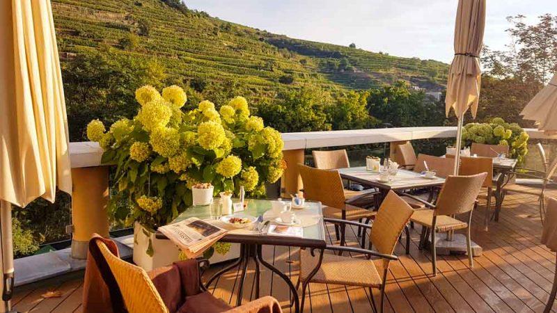 terrasse steigenberger