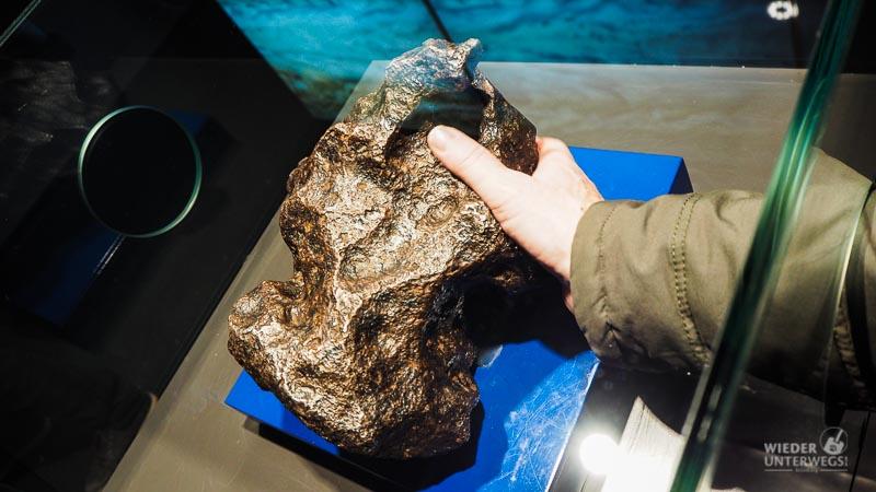 amethystwelt maissau meteorit