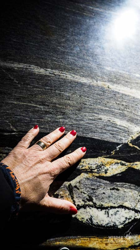 amethystwelt granit