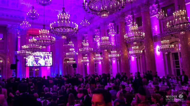 Zeremoniensaal Ballguide Wien hofburg