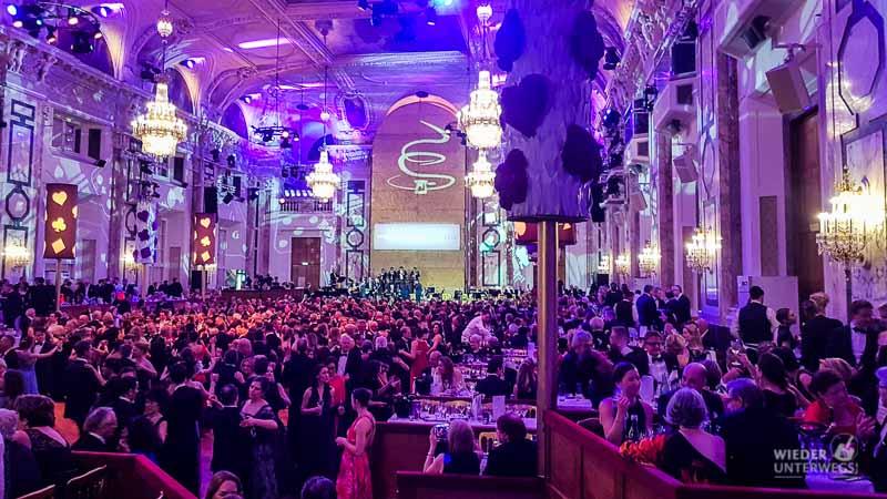 Ballguide Festsaal Hofburg