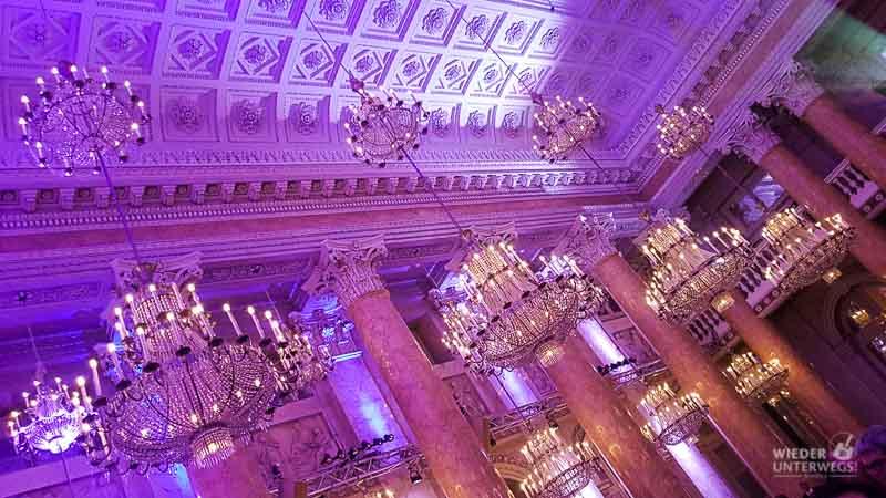 Hofburg Ballguide Zeremoniensaal