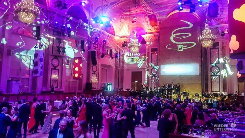 Kaffeesiederball Festsaal Ballguide Wien