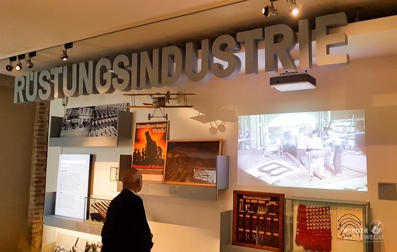 Wiener Neustadt Landesausstellung rüstung