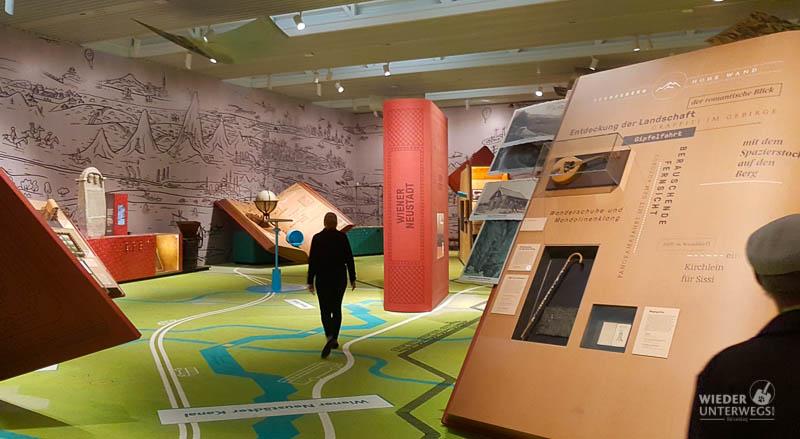 Kasematten Wiener Neustadt Landesausstellung