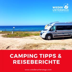 camping und glamping reiseberichte