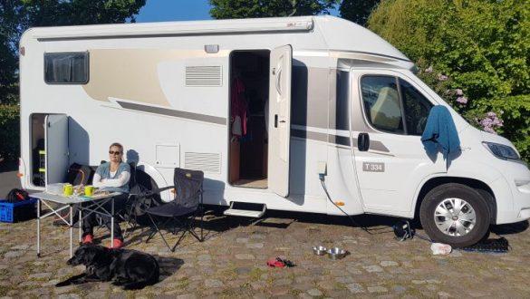 Campingplatz Oranienburg