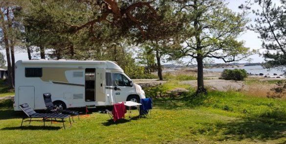 Campingplatz Norwegen Süden