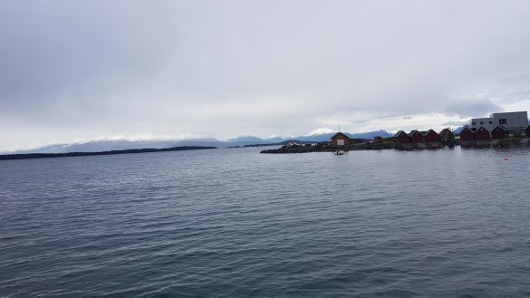 Molde Panorama Bei Schlechtwetter