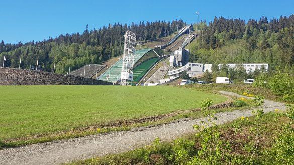 Schanze Lillehammer