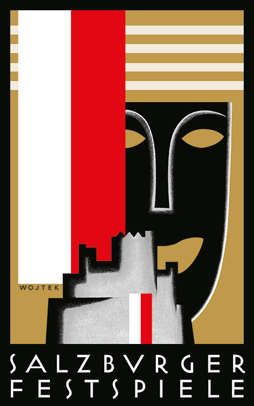 Salzburger Festspiele Logo