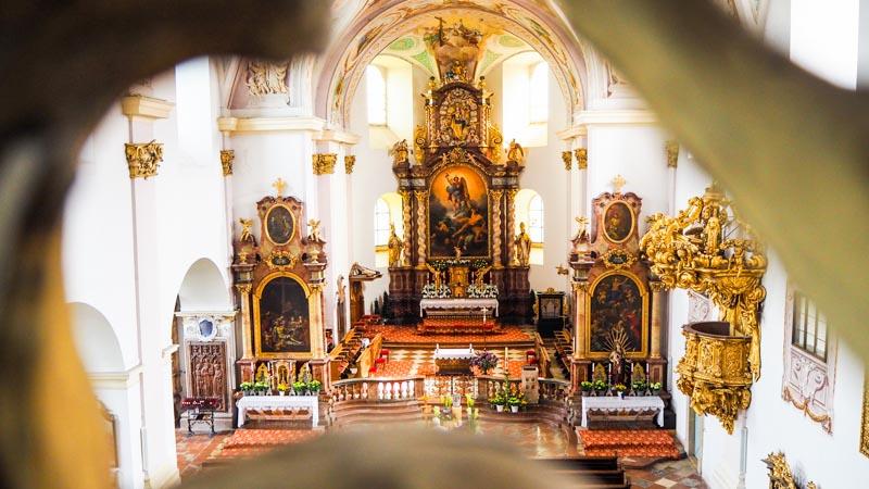 stiftskirche reichersberg