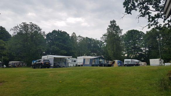 Campingplatz Südschweden