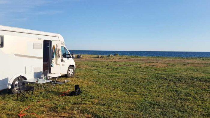 campingplätze schweden