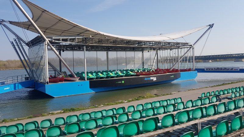 Donau bühne tulln