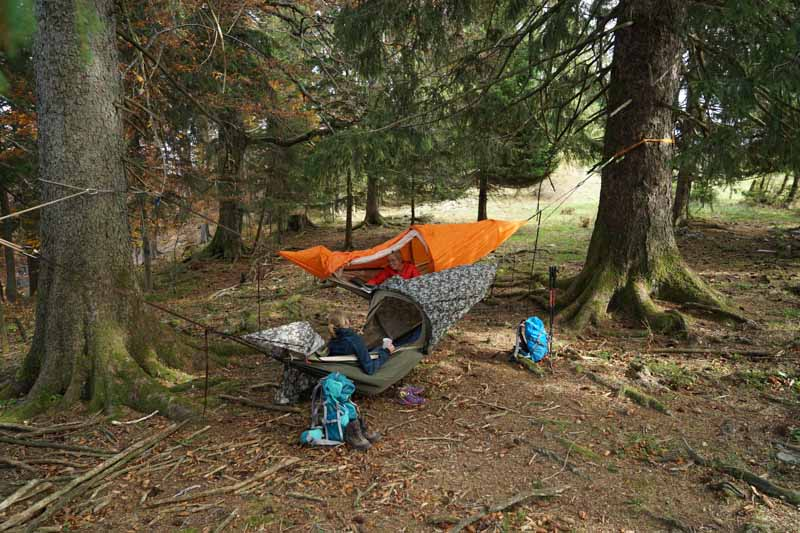 Flyling Tent Glamping